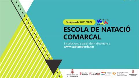 ESCOLA NATACIÓ COMARCAL CURS 2021-2022