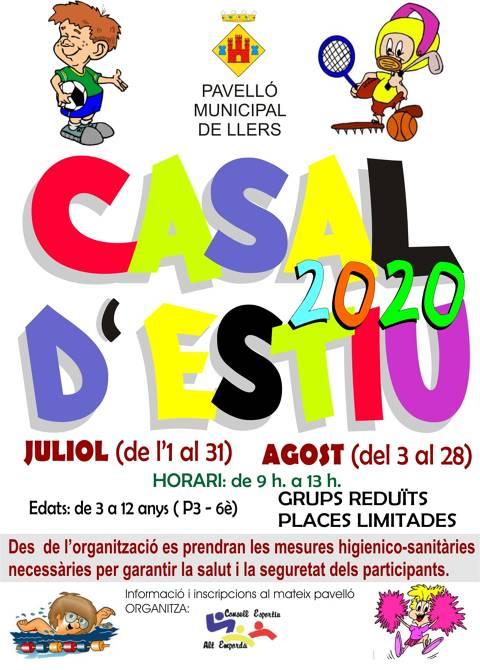 CASAL DE LLERS 2020