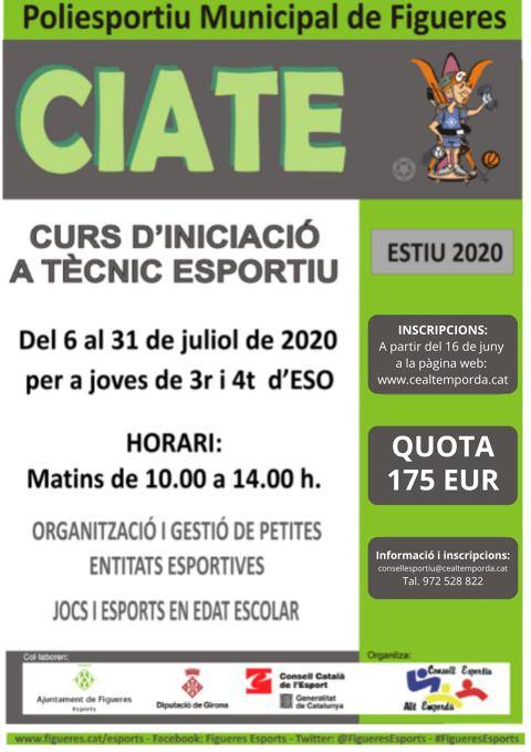 CIATE (Curs d'Iniciació A Tècnic Esportiu)